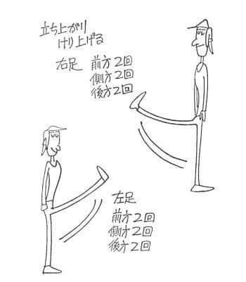 Ashu Furi Leg Swings